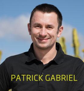 PATRICK GABRIEL - Wolturnus Pro Handcycling
