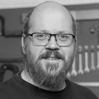 Flemming Mentze Jensen : Warehouse worker, Bislev