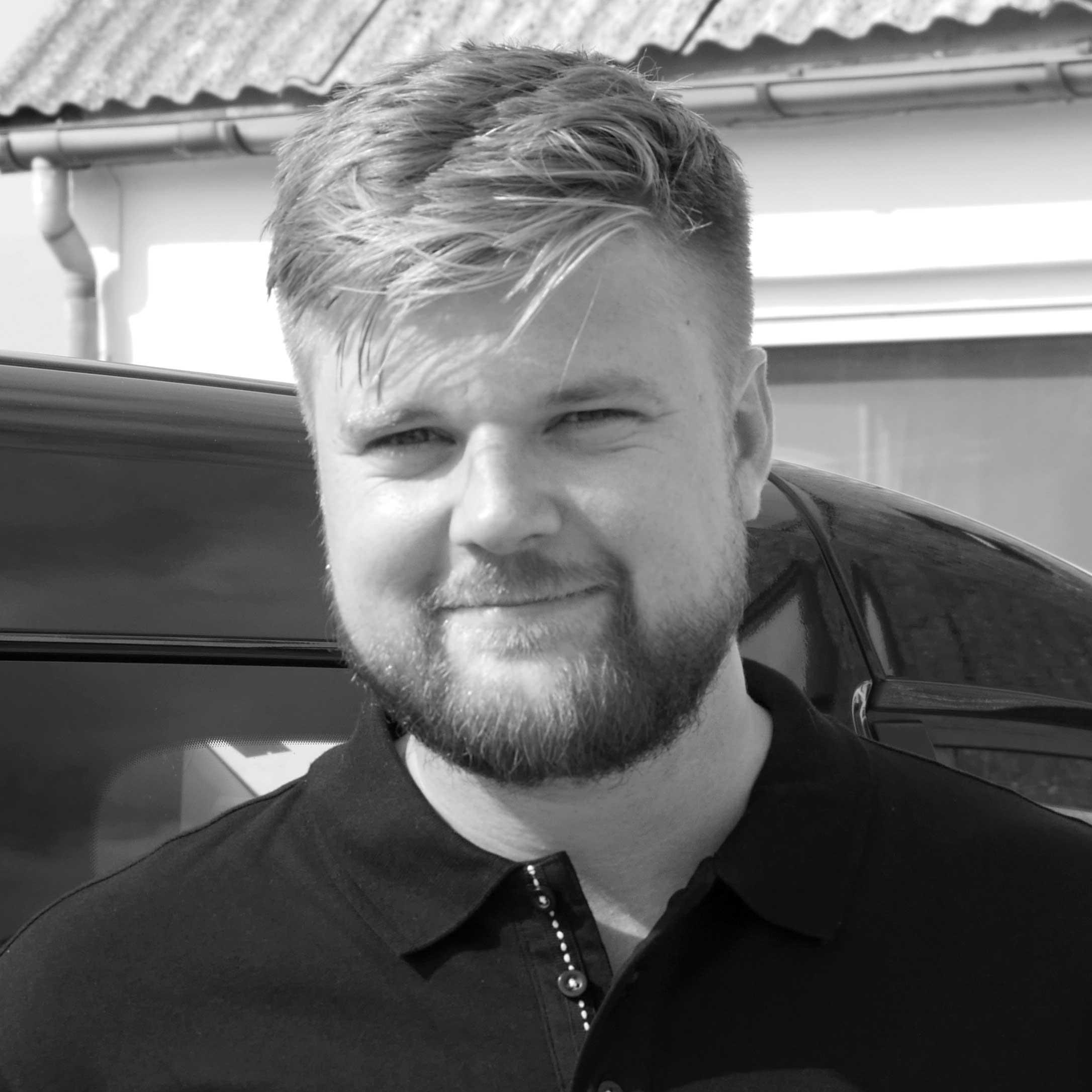 Christoffer Kjær : Salg / Ergoterapeut