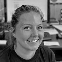Lene Østergaard : Warehouse worker