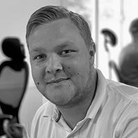 Rasmus Gade : Internal Sales Consultant
