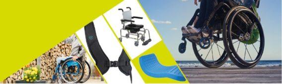 Stribevis af nye produkter og workshops til Health & Rehab