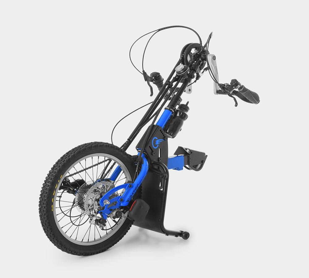 håndcykel til kørestol