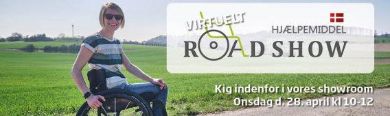 Virtuelt Hjælpemiddel Roadshow – tilmeld dig her!