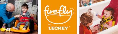 Nye børnehjælpemidler fra Leckey Firefly