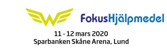Fokus Hjälpmedel Lund 11-12 mars