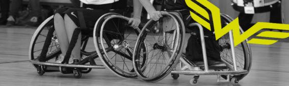 Wolturnus GmbH als Sponsor des Junioren-Länderpokal im Rollstuhlbasketball