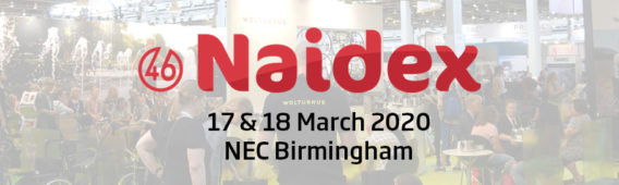 Wolturnus at Naidex in Birmingham