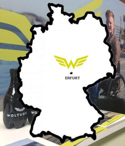 Wolturnus GmbH eröffnet neuen Standort in Erfurt