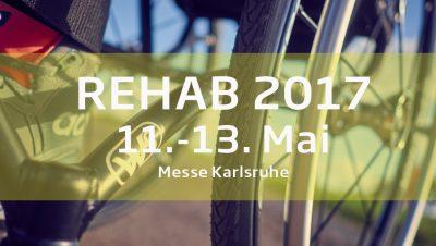 Wolturnus bei der REHAB 2017 in Karlsruhe