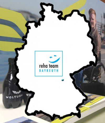 Reha team Bayreuth ist neuer Wolturnus-Partner