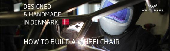 From aluminium alloy tube to custom-made wheelchair