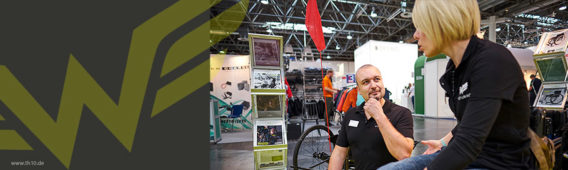 Wolturnus at the REHACARE 2019