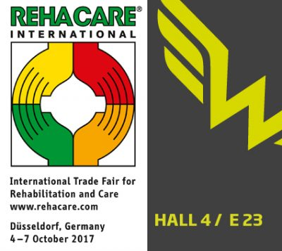 Wolturnus at the REHACARE 2017