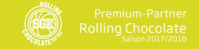 Sponsoring 2017/2018: Rolling Chocolate Heidelberg